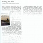 """Riding the Rough String"" Reviewed in Big Sky Journal"
